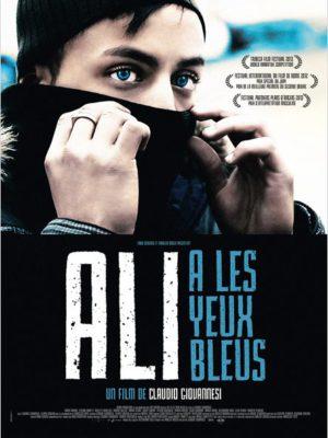 Affiche du film Ali a les yeux bleus