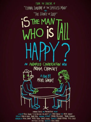 Affiche du film Is the man who is tall happy?