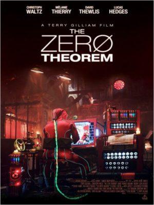 Affiche du film The zero theorem