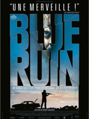 Affiche du film Blue ruin