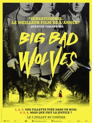 Affiche du film Big bad wolves