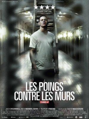 Affiche du film Les poings contre les murs