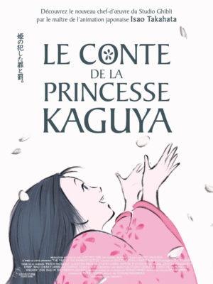 Affiche du film Le contre de la princesse Kaguya
