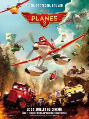 Affiche du film Planes 2 : Mission canadair