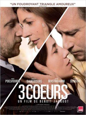 Affiche du film Trois cœurs