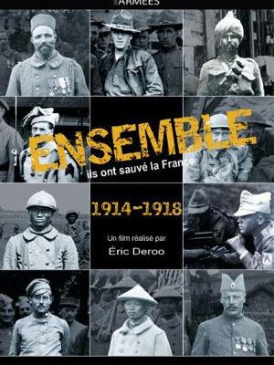 Affiche du film Ensemble, ils ont sauvé la France