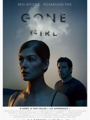 Affiche du film Gone girl