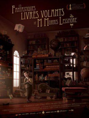 Affiche du film Les fantastiques livres volants de M. Morris Lessmore
