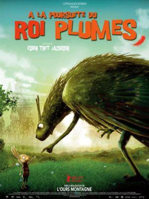 Affiche du film À la poursuite du roi plumes