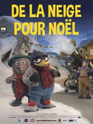 Affiche du film De la neige pour Noël