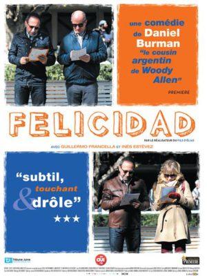 Affiche du film Felicidad