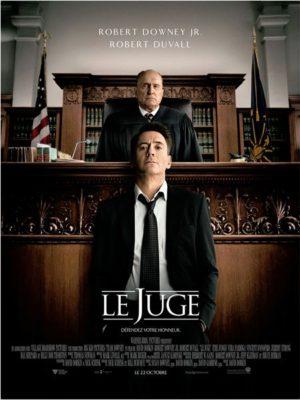Affiche du film Le juge