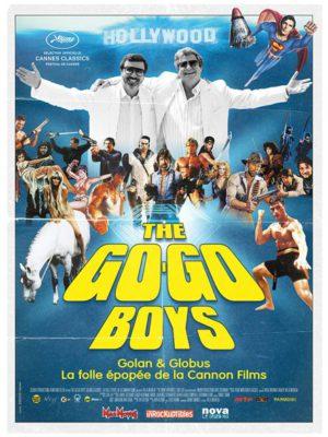 Affiche du film The Go-Go Boys