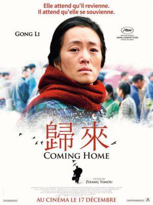 Affiche du film Coming home