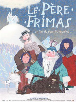 Affiche du film Le père Frimas