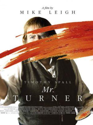 Affiche du film Mr. Turner