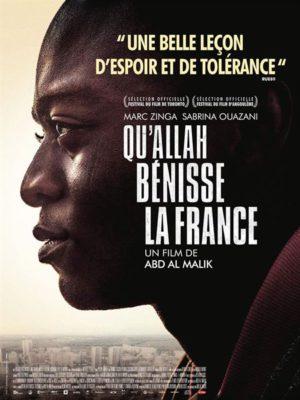 Affiche du film Qu'Allah bénisse la France
