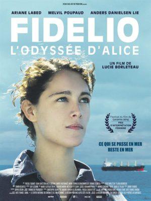 Affiche du film Fidelio, l'odyssée d'Alice