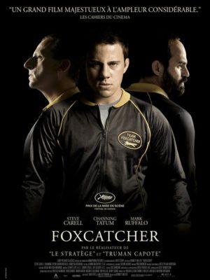Affiche du film Foxcatcher