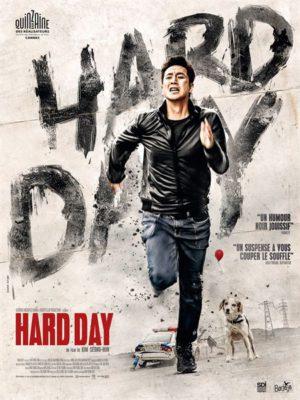 Affiche du film Hard day