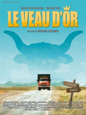 Affiche du film Le veau d'or