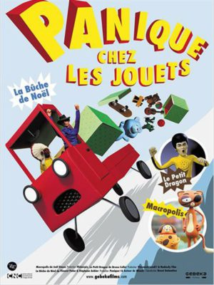 Affiche du film Panique chez les jouets