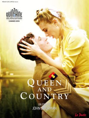 Affiche du film Queen and country