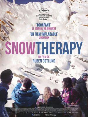 Affiche du film Snow therapy