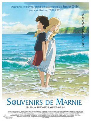 Affiche du film Souvenirs de Marnie