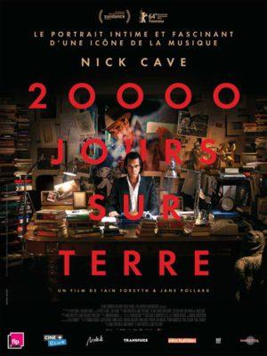 Affiche du film 20 000 jours sur Terre