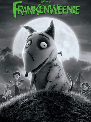 Affiche du film Frankenweenie