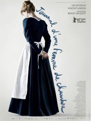 Affiche du film Journal d'une femme de chambre