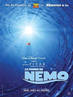 Affiche du film Le monde de Nemo