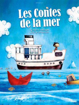 Affiche du film Les contes de la mer