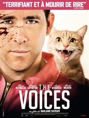 Affiche du film The voices
