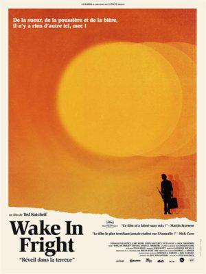 Affiche du film Wake in fright