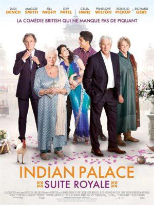Affiche du film Indian palace, suite royale