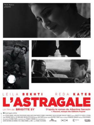 Affiche du film L'astragale