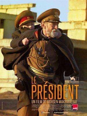 Affiche du film Le président