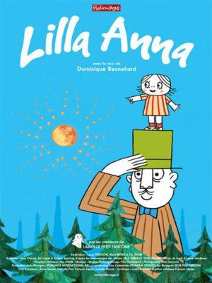 Affiche du film Lilla Anna