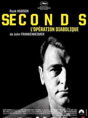 Affiche du film Seconds : L'opération diabolique