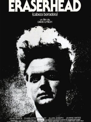 Affiche du film Eraserhead