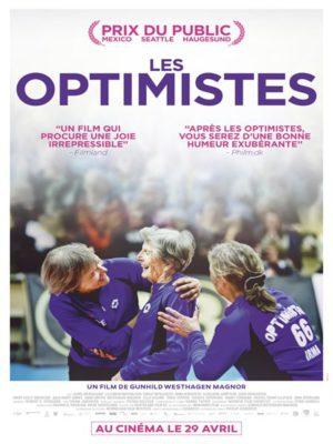 Affiche du film Les optimistes