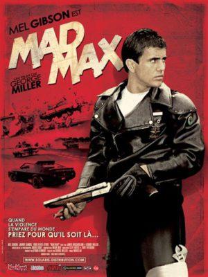 Affiche du film Mad Max