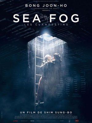 Affiche du film Sea fog : Les clandestins