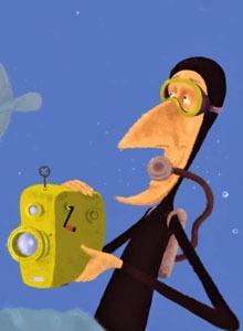 Affiche du film Voyager de rêves