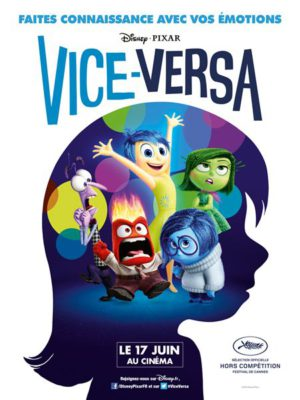 Affiche du film Vice-versa