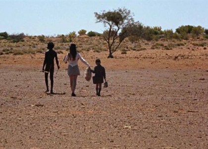 Image du film Walkabout