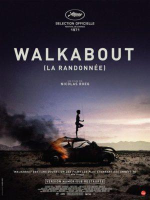 Affiche du film Walkabout