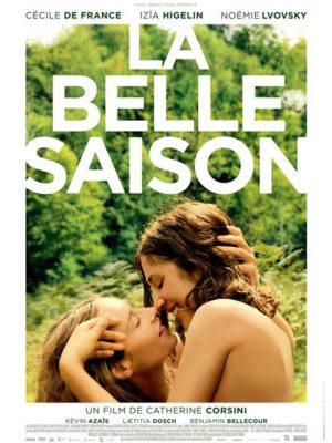Affiche du film La belle saison